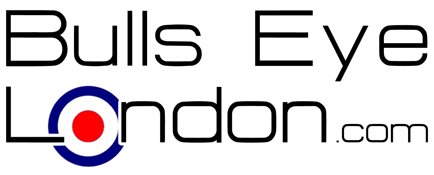 Bullseye London Logo